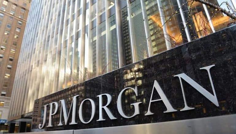 JP Morgan forecast predicts bitcoin at $100,000