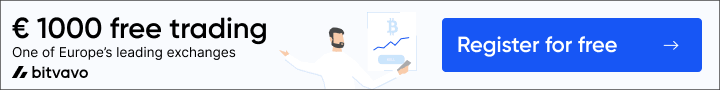 Bitvavo buy, sell and trade cryptocurrency like Bitcoin, Ethereum, Ripple
