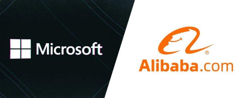 Microsoft & Alibaba